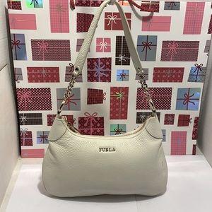 GentlyUsed FURLA Genuine Leather Shoulder Bag